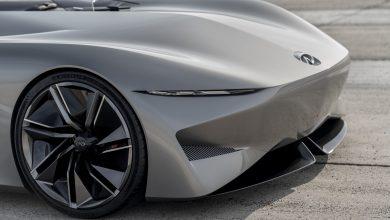 Photo of سيارة إنفينيتي التجريبية بروتوتايب 10