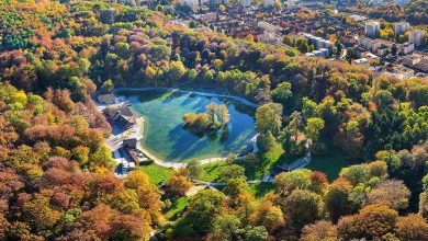 Photo of حديقة سوفابلان في لوزان