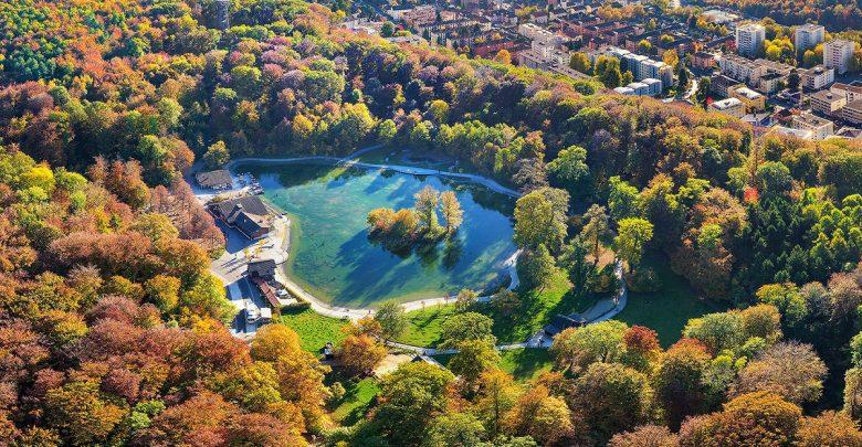 حديقة سوفابلان في لوزان