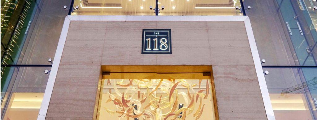 ثريّا بقيمة مليون درهم في مشروع ذا 118 داون تاون دبي