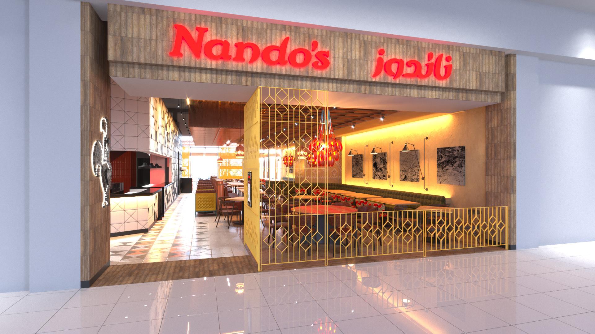 افتتاح أحدث فرع لسلسلة مطاعم ناندوز في الفجيرة
