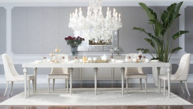 Photo of طاولة الطعام نيكولا الجديدة من تو إكس إل