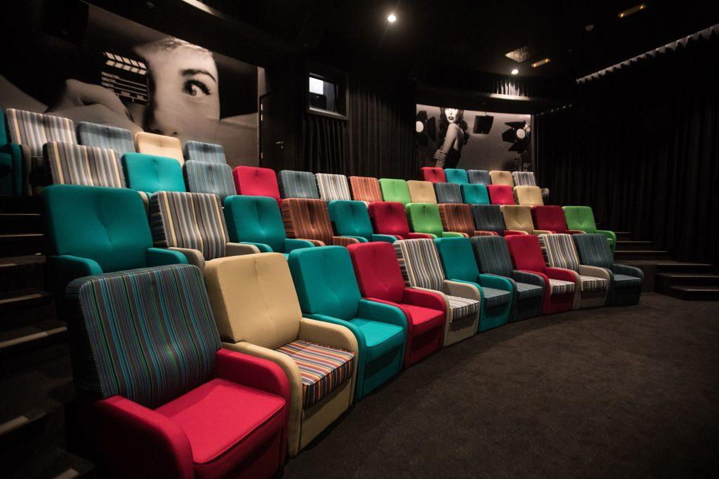 تذاكر سينما مجانية من فندق روڤ وسط المدينة