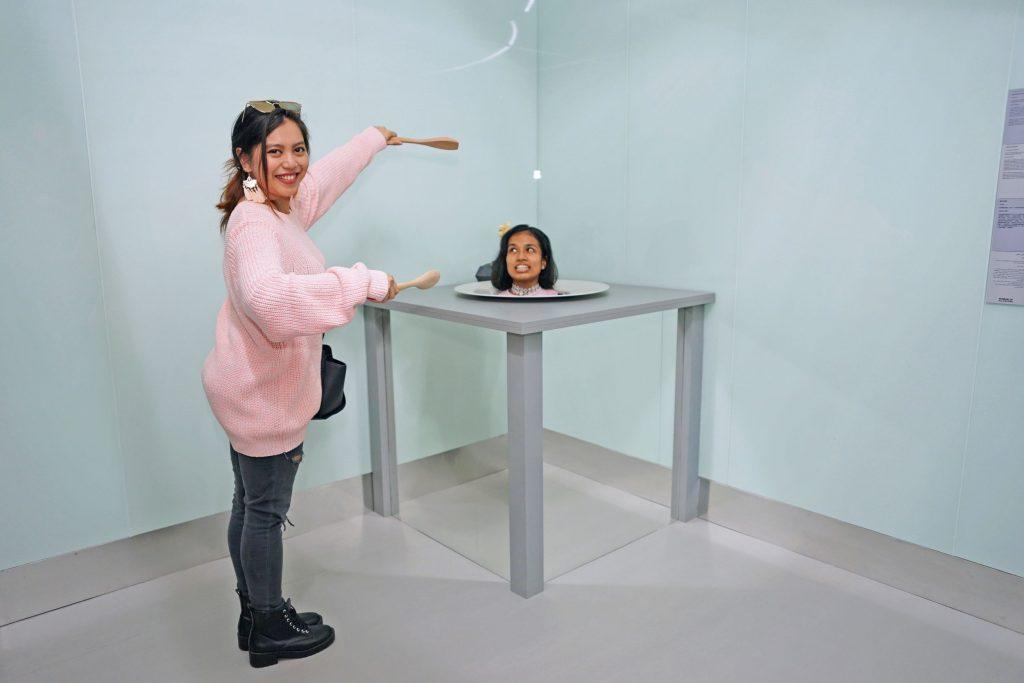 افتتاح أكبر فرع من متحف الغموض في دبي
