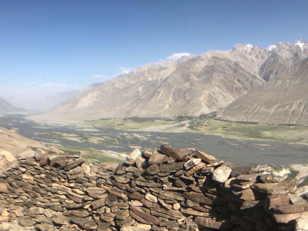 جبال بامير طاجيكستان