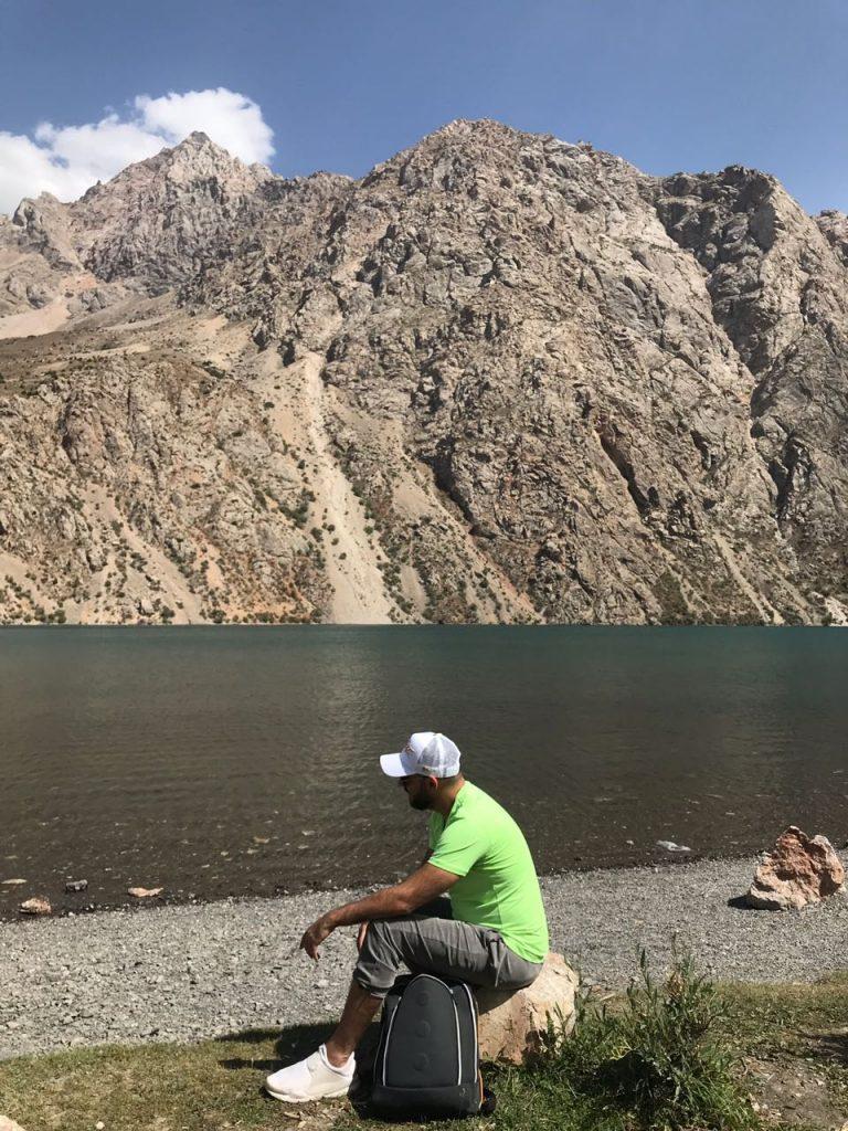 البجيرات السبعة طاجيكستان
