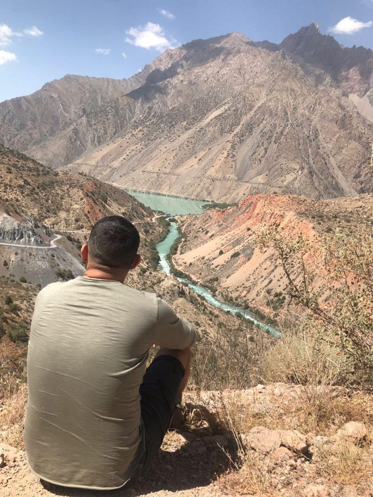 جبال فان طاجيكستان