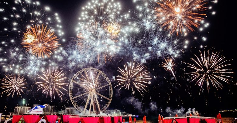 احتفالات عيد الأضحى 2018 في ذا بييتش