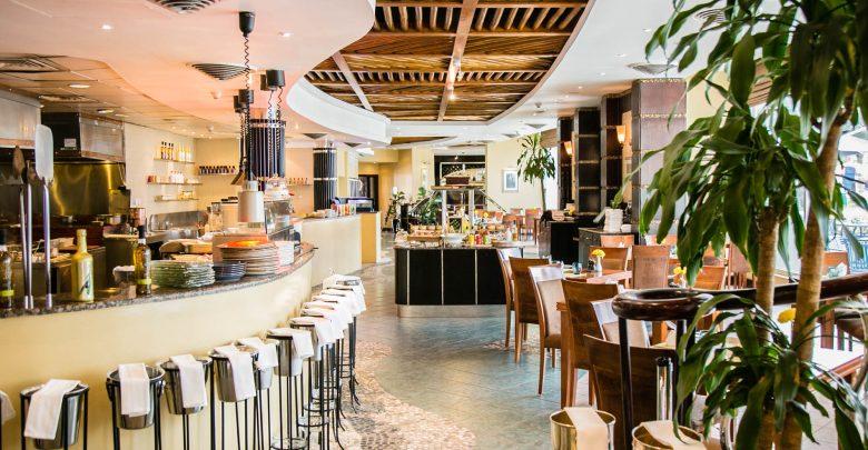 مطعم فاسكو في هيلتون أبوظبي