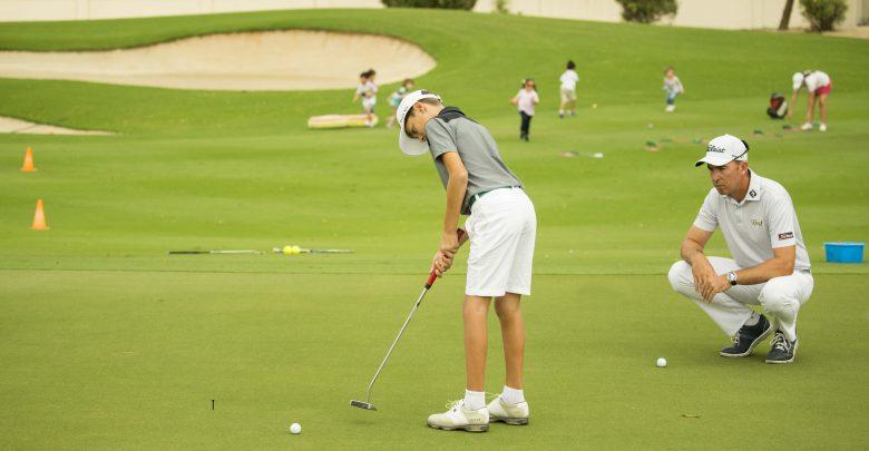 مدرسة باتش هارمون للجولف في دبي