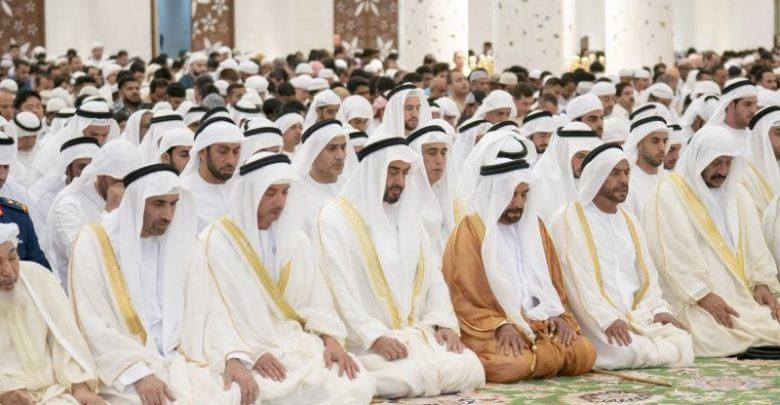 مصليات دبي