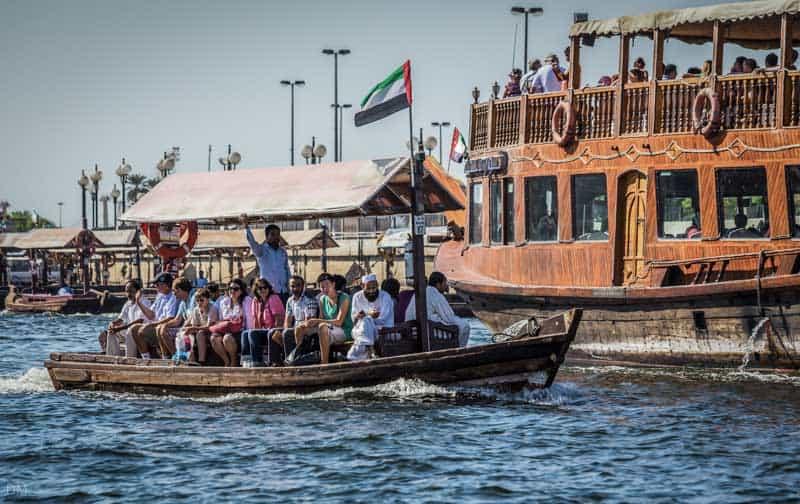 أرخص جولة في دبي