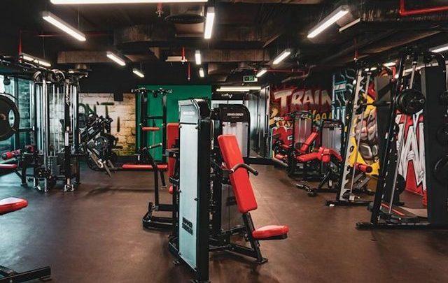 صالة Elevation Fitness JLT