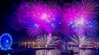 Photo of أفضل 4 وجهات لمشاهدة الألعاب النارية في دبي خلال عيد الأضحى