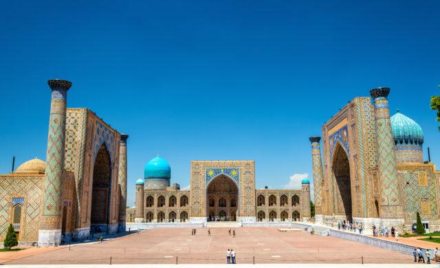 طشقند ، أوزبكستان