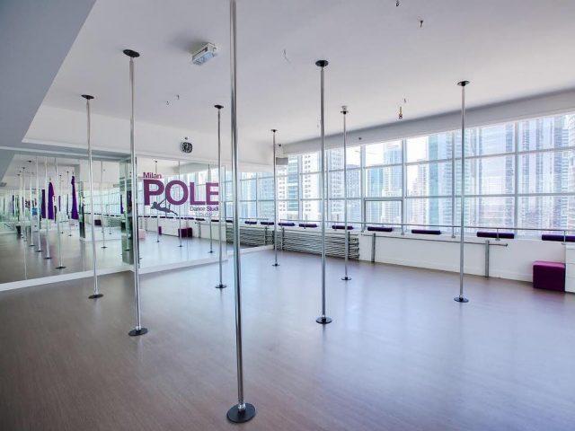 إستوديو Milan Pole Dance Studio