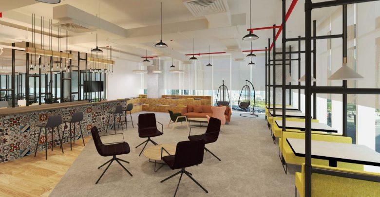 nook مساحة عمل مشتركة و مركز لياقة بدنية في آن واحد بدبي