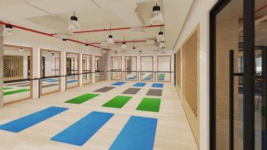 Photo of أول مساحة للعمل المشترك مخصصة لقطاع الصحة واللياقة البدنية