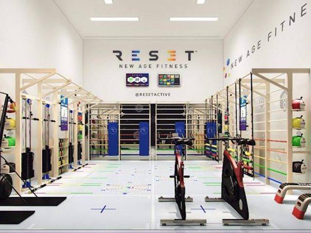 استوديو Reset Fitness JLT