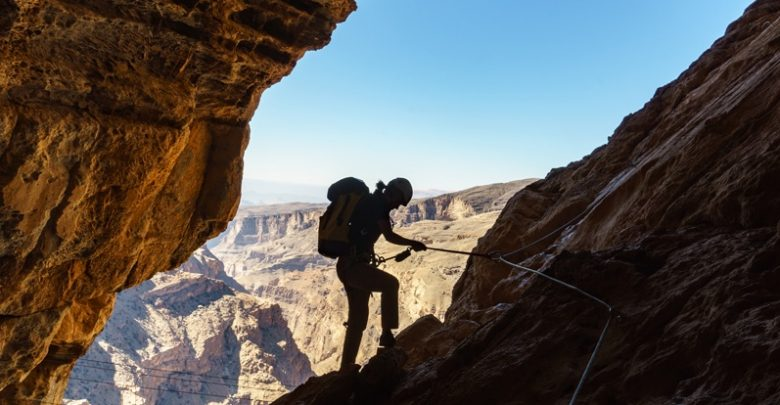 أين يمكنك تسلق الصخور في الإمارات ؟