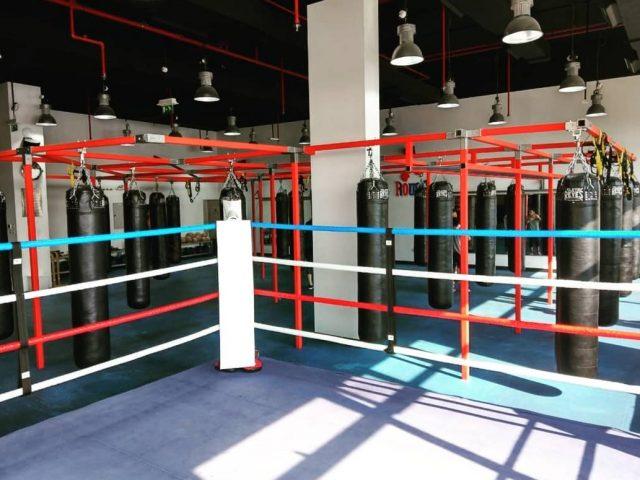 صالة Round 10 Boxing JLT