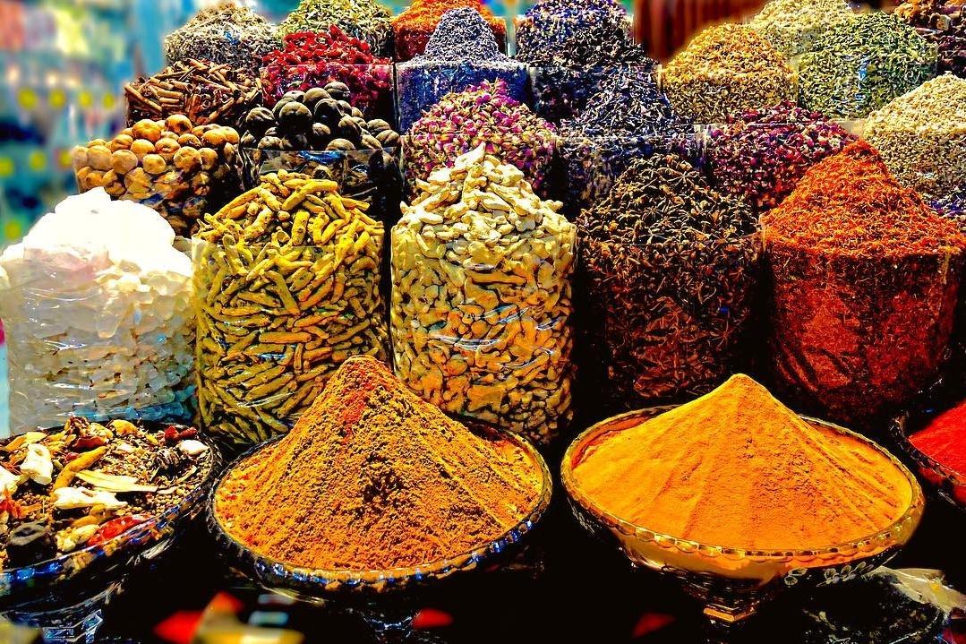سوق التوابل دبي / سوق دبي القديم