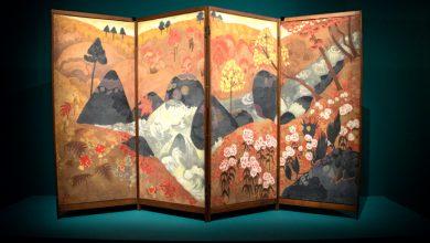 Photo of معرض من وحي اليابان في متحف اللوفر أبوظبي
