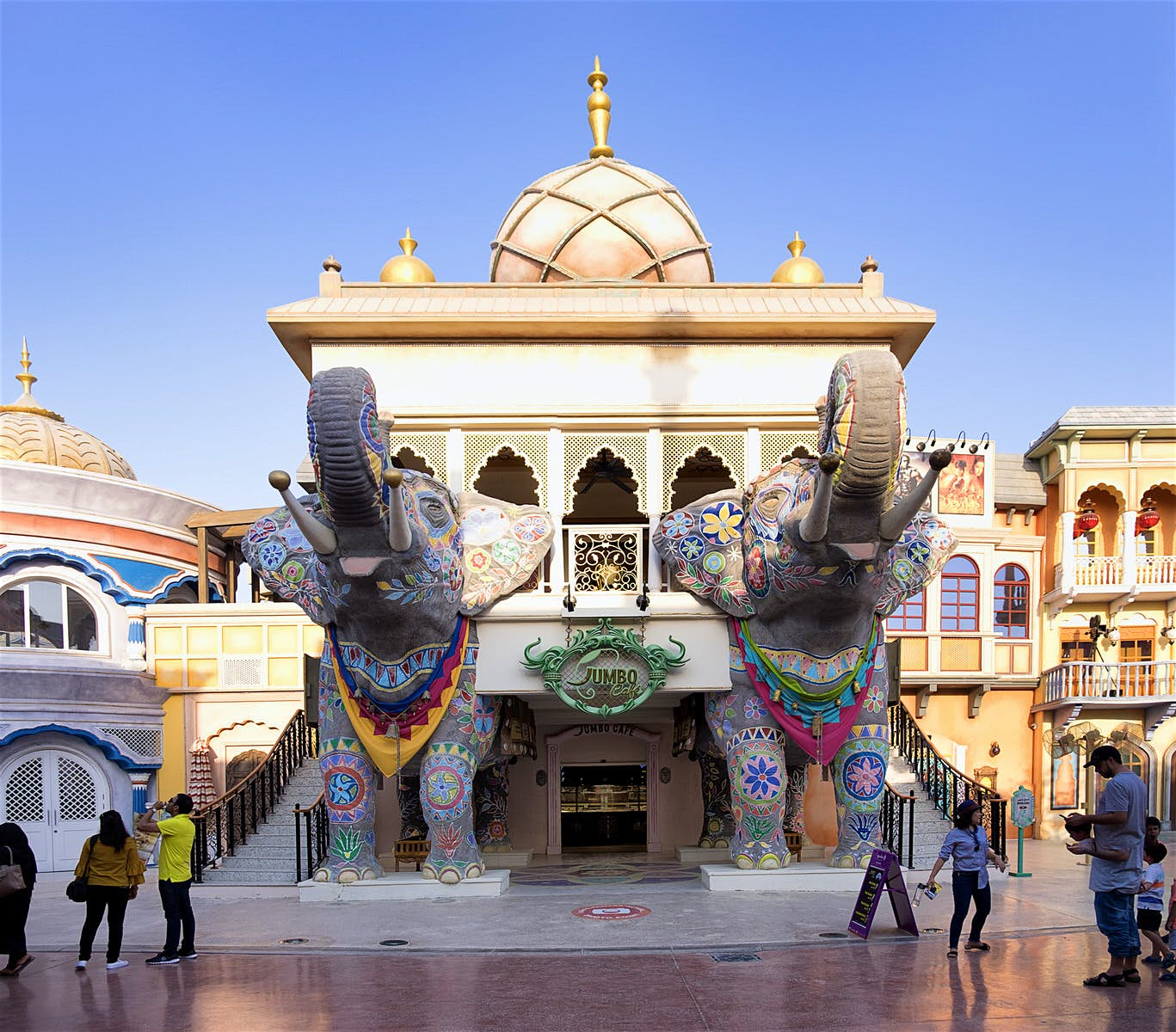 بوليوود باركس Bollywood Parks