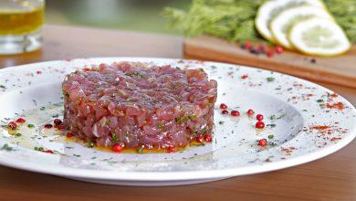 Photo of تارتار الأسماك من مطعم فلوكا