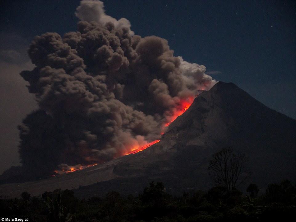 ثورة جبل سينابونج