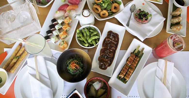 المطعم الياباني شو تشو