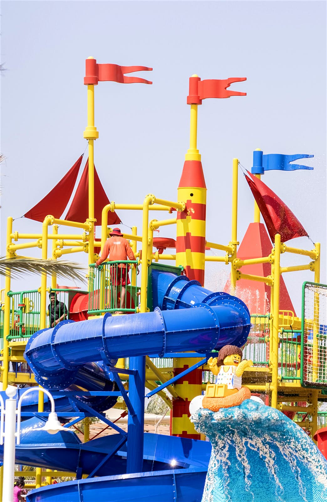 ليغولاند الحديقة المائية Legoland Water Park