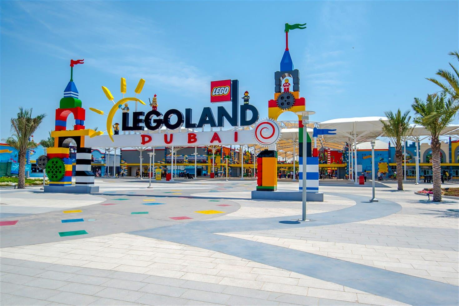 ليغولاند دبي Legoland Dubai