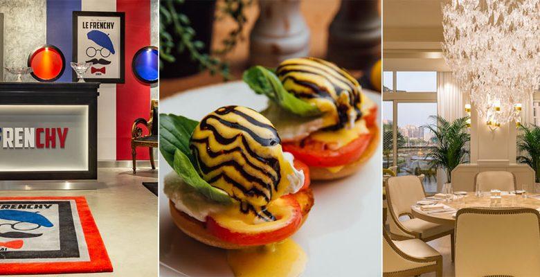 أحدث 3 مطاعم في دبي