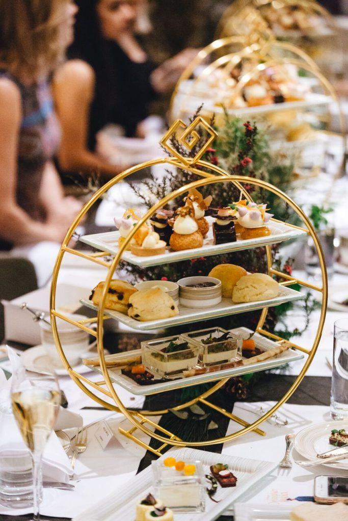حفلات شاي مستوحاة من أفلام ديزني
