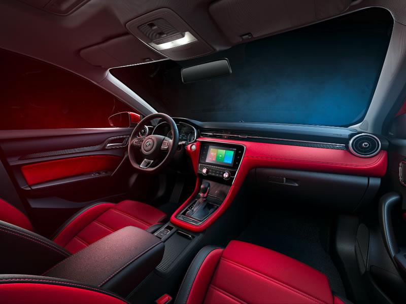 سيارة السيدان MG6 الجديدة من إم جي موتور