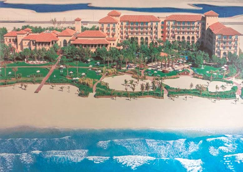 فندق الريتز كارلتون في دبي