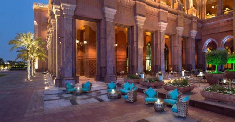 مطعم الصياد في فندق قصر الإمارات