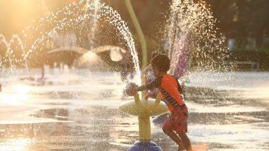 الخيارات الترفيهية في واجهة المجاز المائية