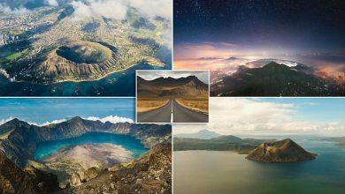 Photo of أجمل المناظر الطبيعية البركانية في العالم