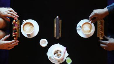 احتفالية اليوم العالمي للقهوة من مطعم ومقهى لاتيتيود