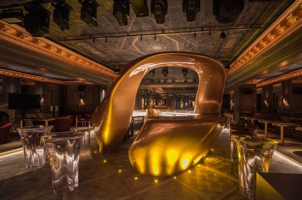 افتتاح نادي سيكريت روم دبي في فندق فايف نخلة جميرا