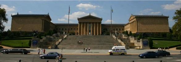 متحف فيلادلفيا للفنون