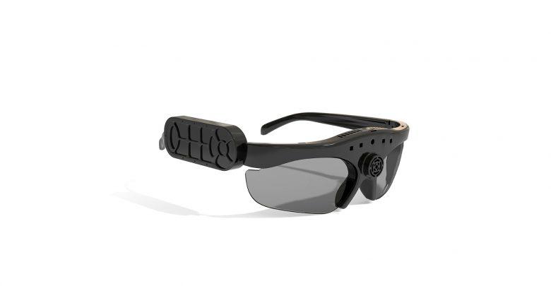 نظارة الأمل الذكية للمكفوفين وضعاف البصر