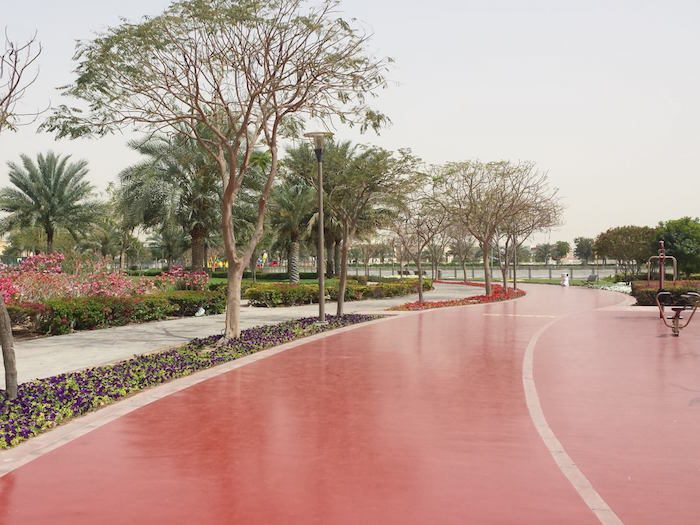 حديقة البرشا بوند بارك Roam Al Barsha Pond Park
