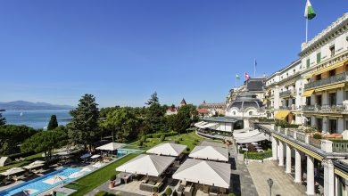 صورة السياحة العلاجية في مدينة لوزان السويسرية