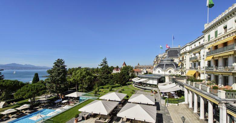 السياحة العلاجية في مدينة لوزان السويسرية