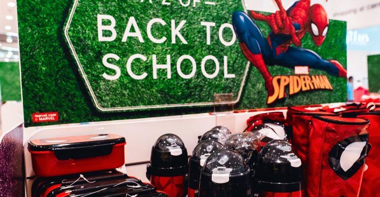 موسم العودة إلى المدارس في مراكز ماجد الفطيم للتسوق