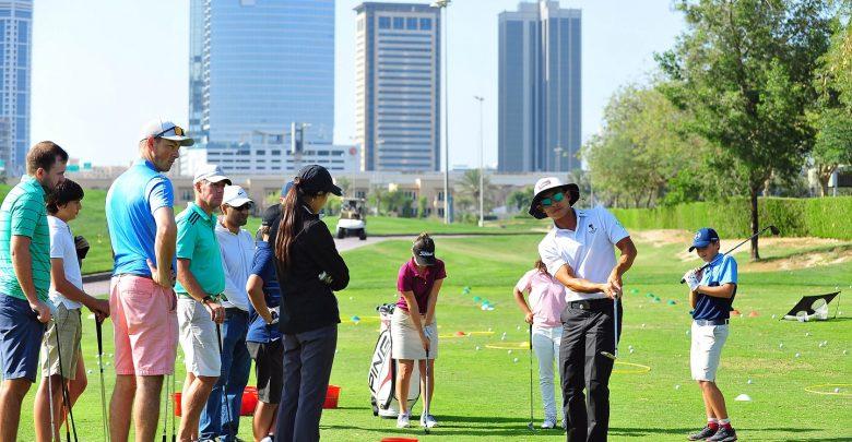 أكاديمية بيتر كوين في نادي الإمارات للجولف