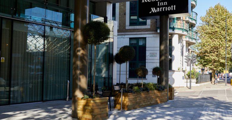 فندق ريزيدنس إن باي ماريوت لندن كنسينغتون
